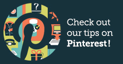 Check out our tips on Pinterest!