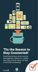 Image: 'Tis the Season to Stay Connected