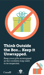 Image: Think Outside the Box....Keep it Unwrapped